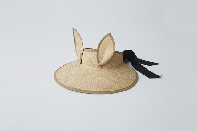 【4月下旬再入荷】eLfinFolk(エルフィンフォルク)Beast visor by CA4LA(52/54) 帽子