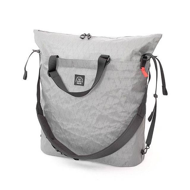"Travel Pouch Plus JUN OSON on the DCF Hybrid ""Trail"""