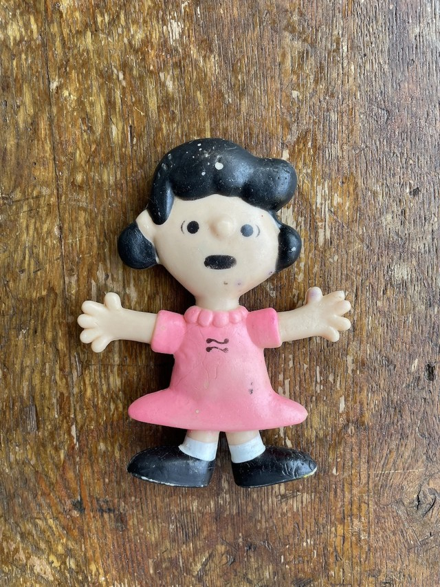 ルーシーの人形(とおせんぼ)