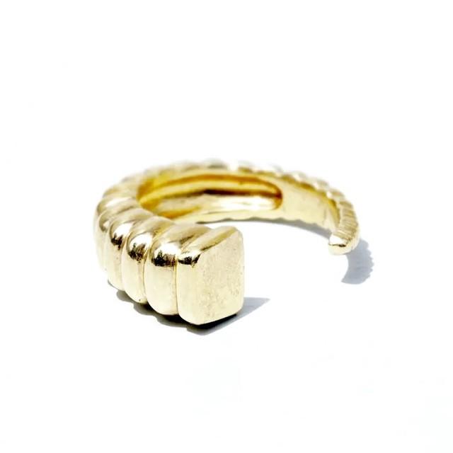 シープホーン ring (gold)