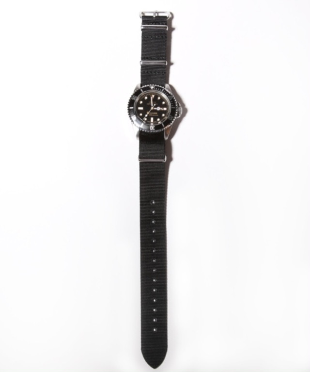 VAGUE WATCH Co × Subciety Diver's Son WATCH