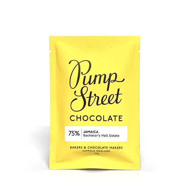 パンプストリートベーカリーチョコレート (ミニバー) ジャマイカ75%
