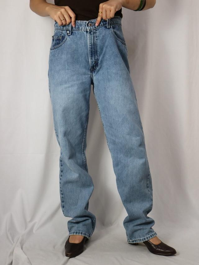 Levi's silver tab denim pants【5813】