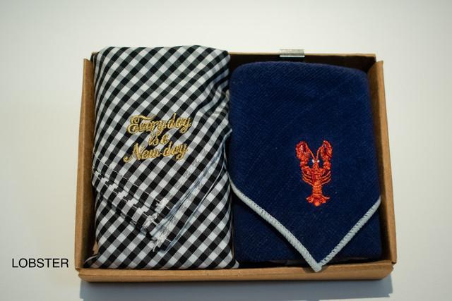 ON/OFF Handkerchief