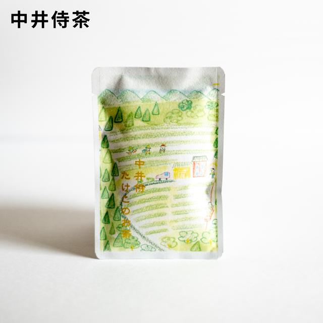 中井侍茶 30gリーフ
