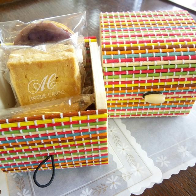 クッキー小箱3種入り