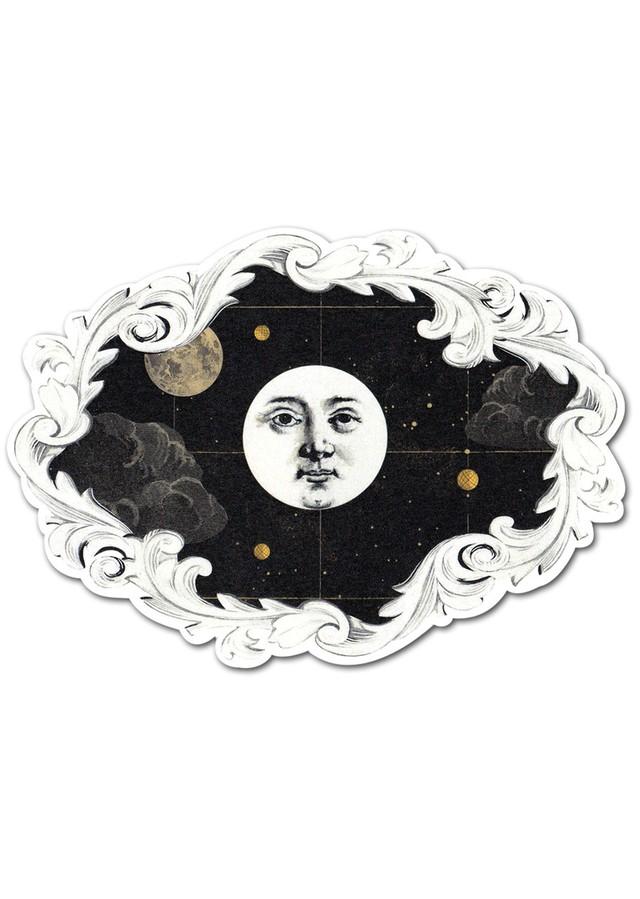 """M!DOR! ポストカード """"moon face"""""""