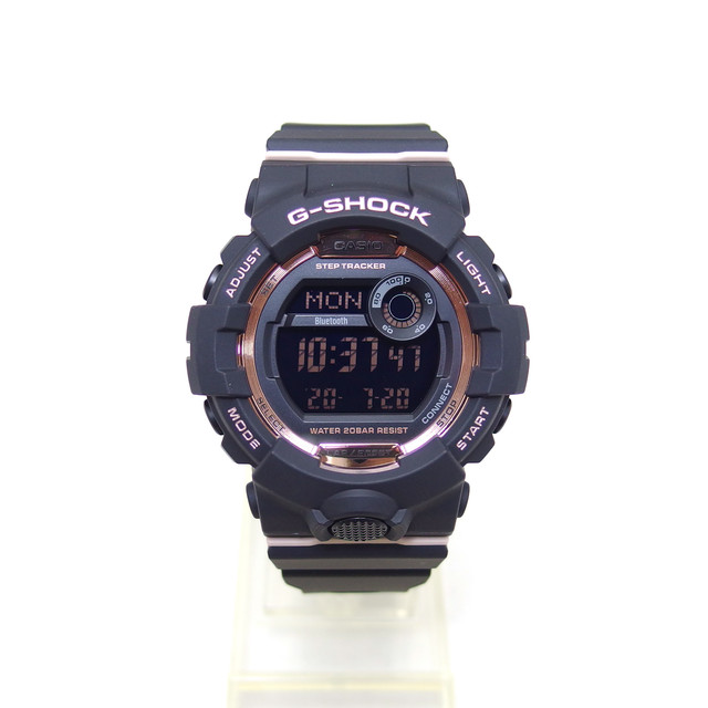 【G-SHOCK】GMD-B800-1JF (Bluetooth通信モデル)