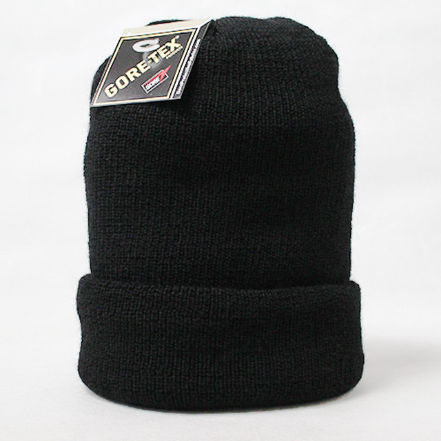 V XIV XII XXV WATCH CAP【BLACK】