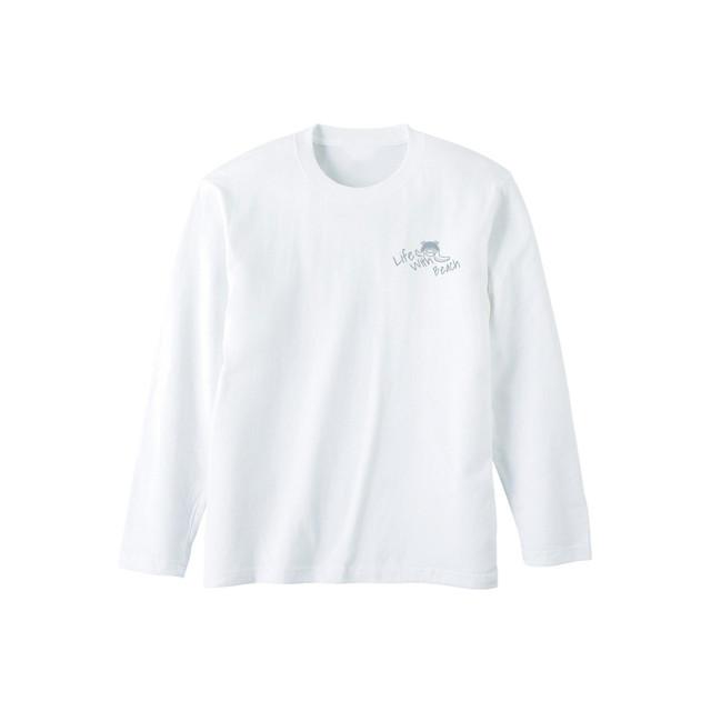 砂浜ムーブメント2020-ロングTシャツ