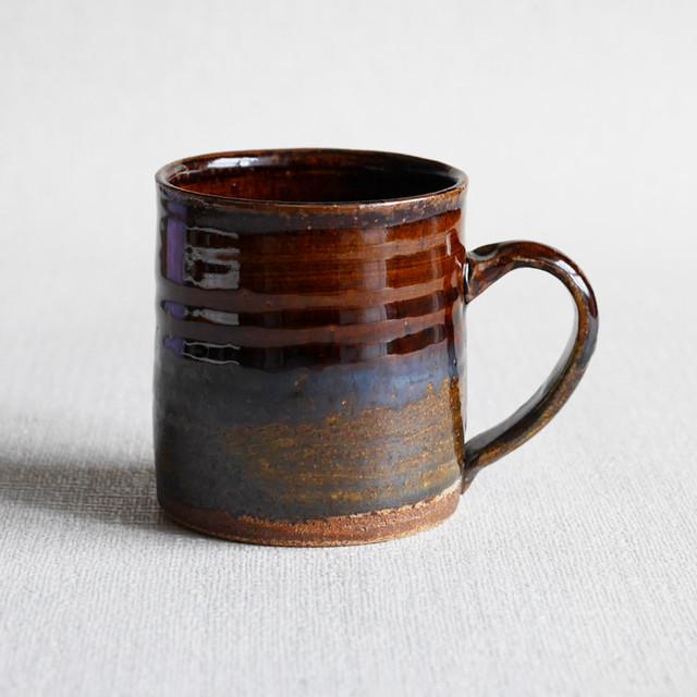 Karatsu Amber マグカップ