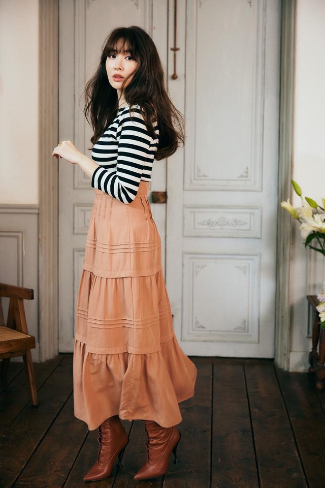 Spring Ballerina Midi Dress