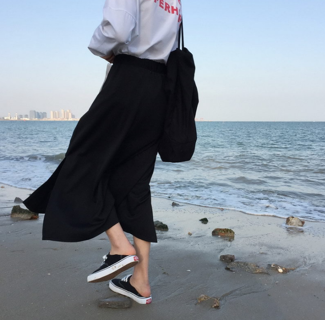 めっちゃ可愛い レース ロングスカート スカート SHQ181901