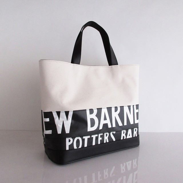 Tote Bag (S) / White  TSW-0005