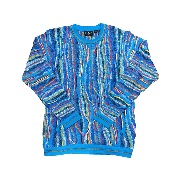 COOGI Longreef Crewneck Sweater