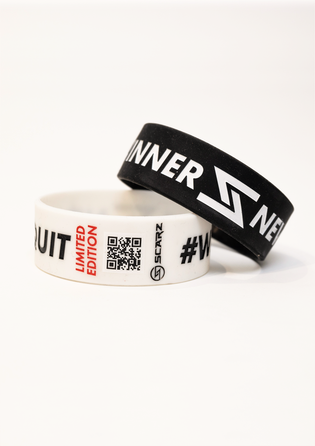 Clear File & Silicon Band