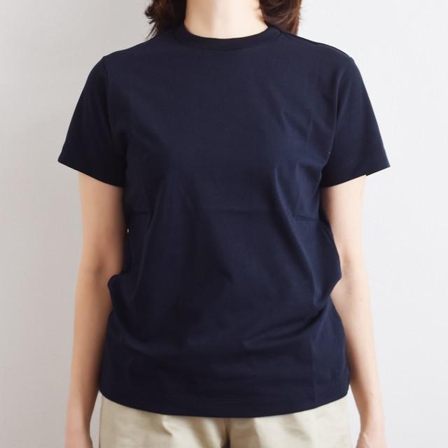 LOEFF ロエフ オーガニックコットン Tシャツ ブラック