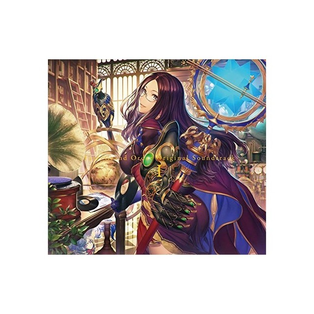 【新品】Fate/Grand Order Original Soundtrack