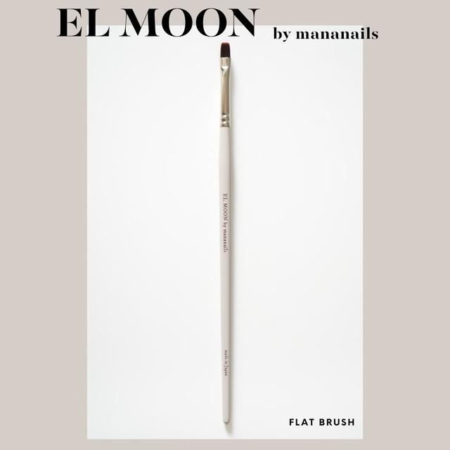EL MOON by mananails アートブラシ