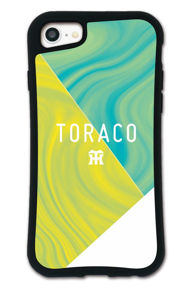 阪神タイガース TORACO/マーブル セット WAYLLY(ウェイリー) iPhone 8 7 XR XS X 6s 6 Plus XsMax対応!_MK_