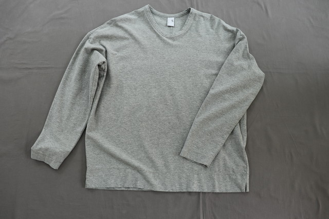 SALE セール NO CONTROL AIR 【ノーコントロールエアー】クルーネック カットソー mens/womens