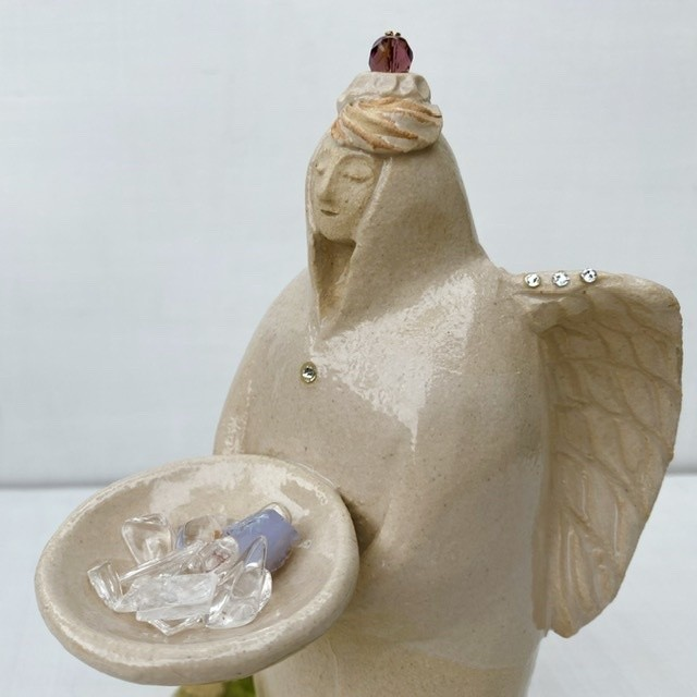 天使のアロマスタンド C/アロマ用品/天使