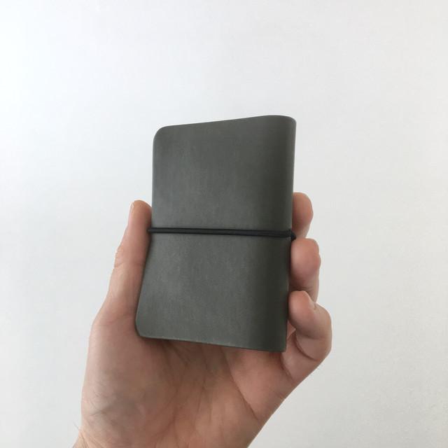 Pavot Cardt Holder Grey|カードホルダー(グレイ)