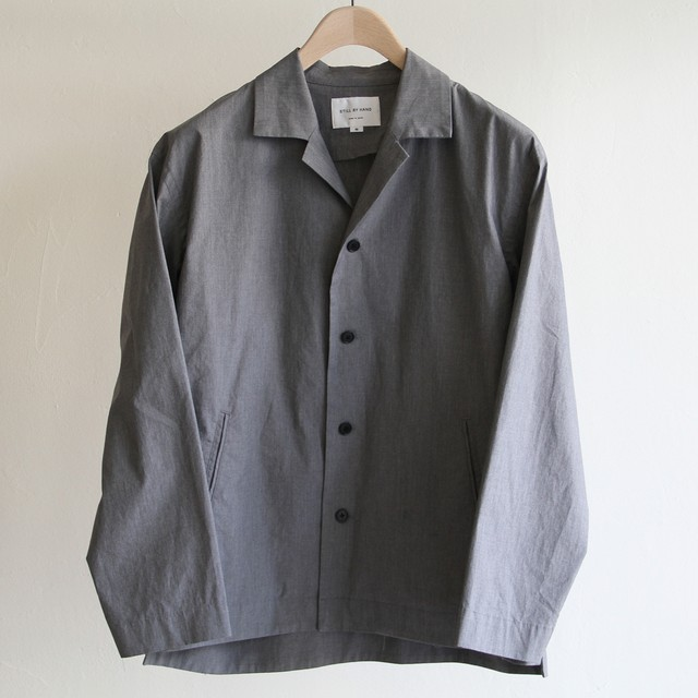 STILL BY HAND  【 mens 】BD shirts