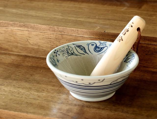 4.5号 三つ葉(茶)