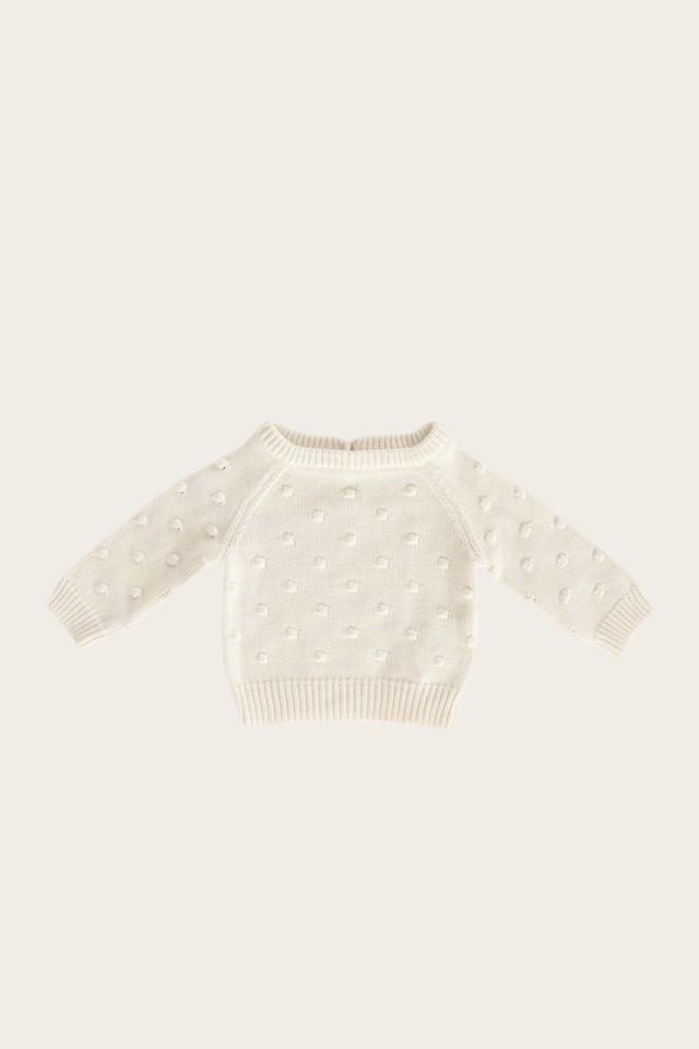 LAST1! JAMIE KAY/DOTTY knit-fairy dust