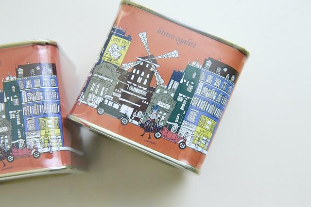 薔薇とフランボワーズの紅茶2缶セット