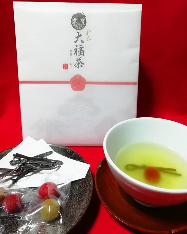 大福茶ギフト【雪】
