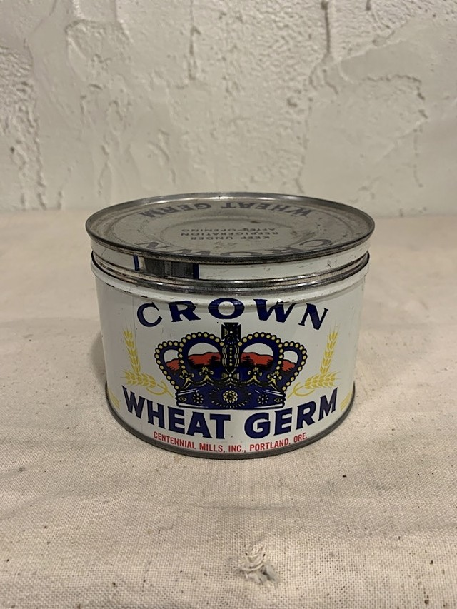 """TIN CANS  """" CROWN """""""