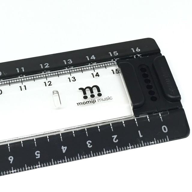 LINE SLIDER 平行線が簡単に引ける新しいスタイルの定規