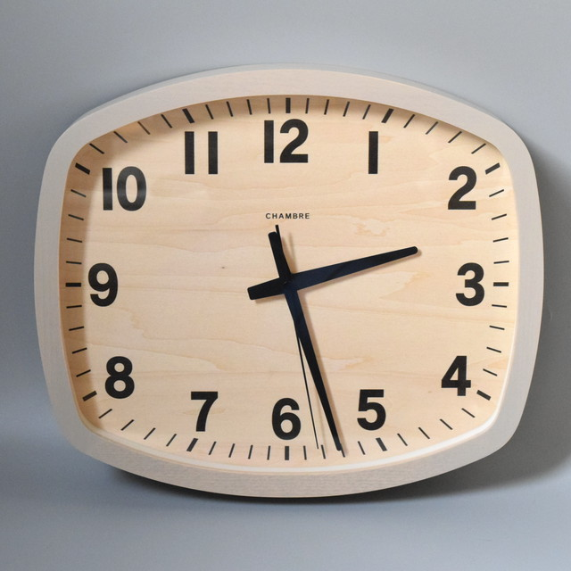 CHAMBLE R-SQUARE CLOCK
