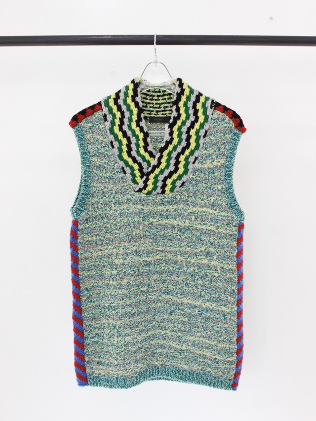 Used PRADA knit vest