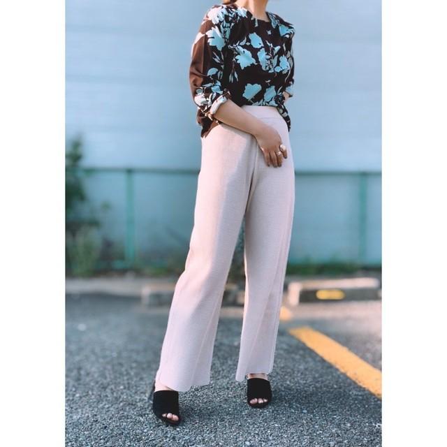 STEVIEスティービー・サーマル Long Pants(9W24001C)
