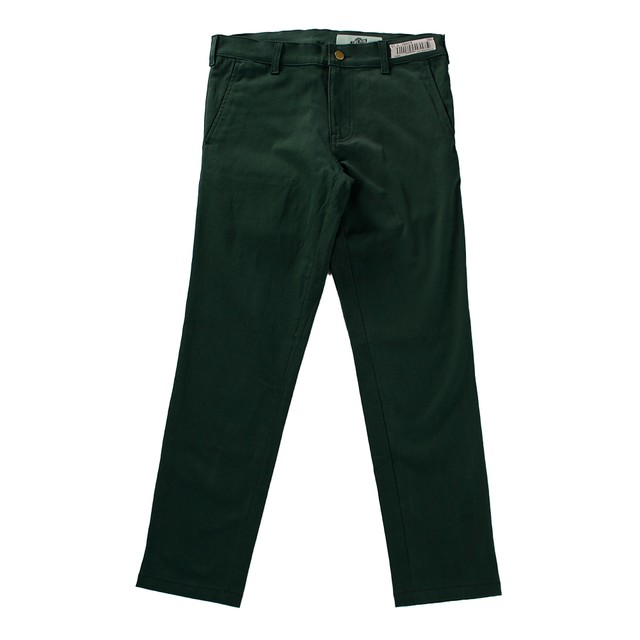 DARRYL BROWN Cotton Trousers Green