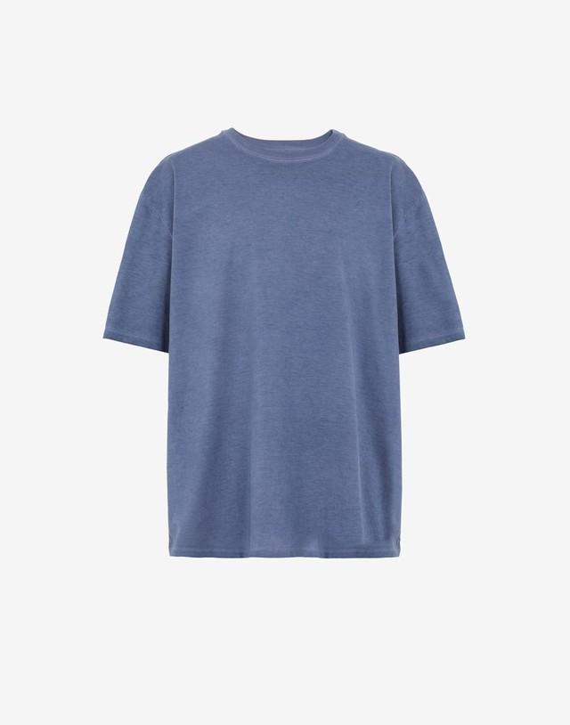Maison Margiela oversize shirt blue