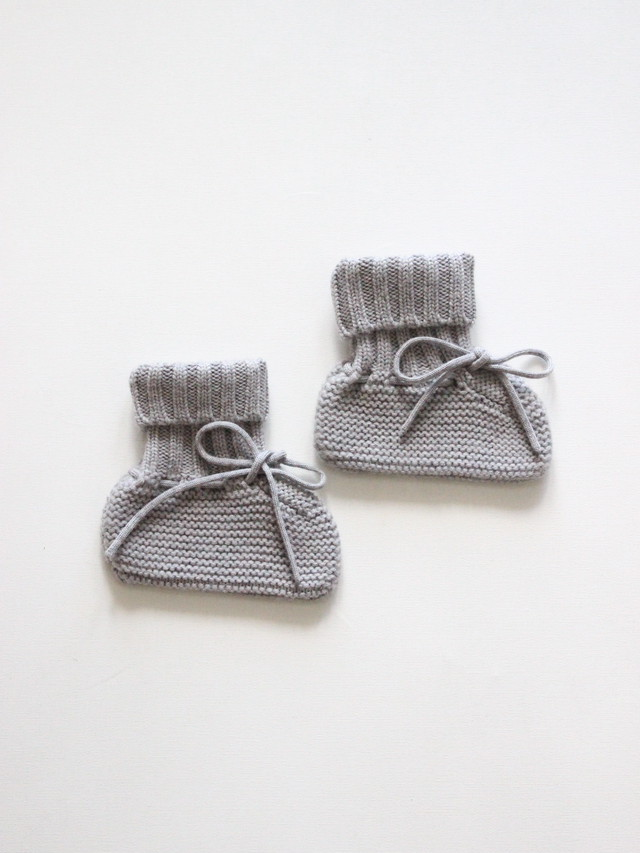 FUB  Baby Boots  grey