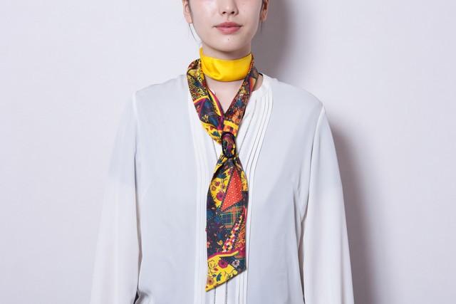 IRODORI 8×150cmナロースカーフ