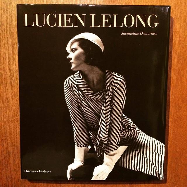 ルシアン・ルロン作品集「Lucien Lelong - メイン画像