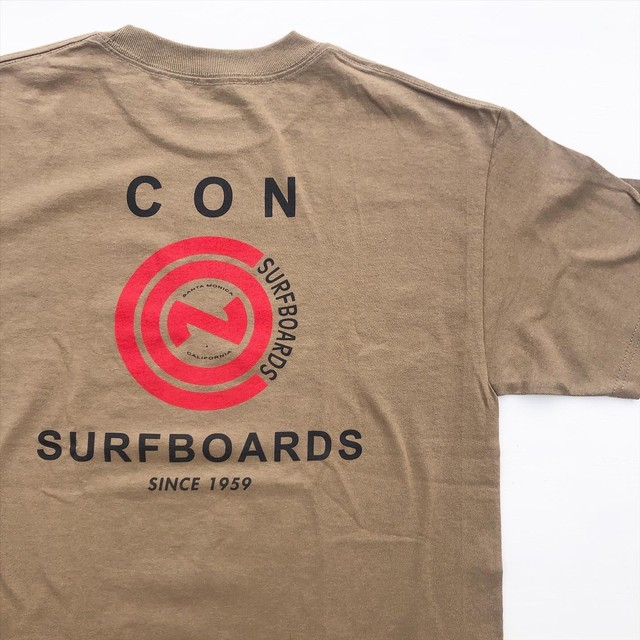 """""""CON SURFBOARDS 1959"""" S/S T-Shirts"""