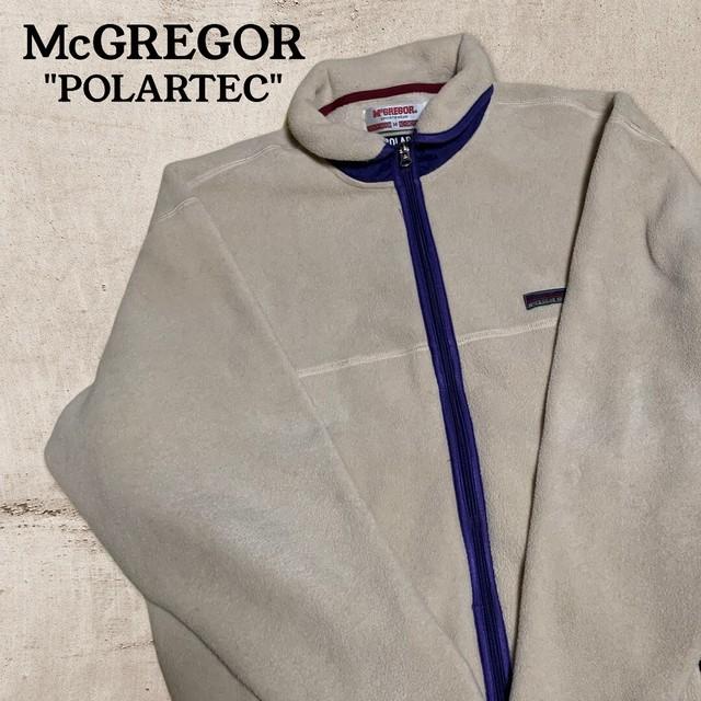 McGREGER マックレガー フリース ポーラテック ボアジャケット O222