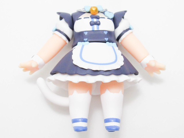 【1248】 バニラ 体パーツ メイド服 ねんどろいど