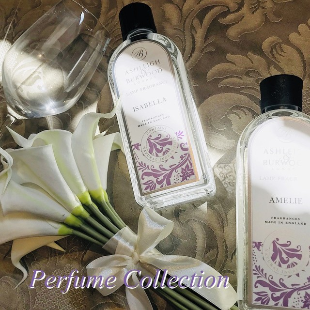 ランプフレグランス(500ml)Perfume Collection Ashleigh&Burwood