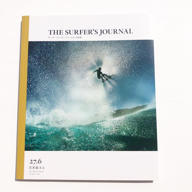 THE SURFER'S JOURNAL JAPAN 8.6