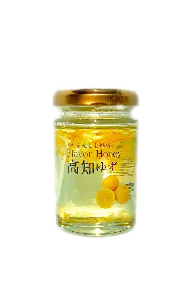 flavor honey  高知ゆず