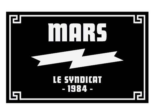 Le Syndicat - Mars  Tape - メイン画像