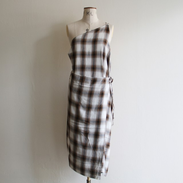 INDIVIDUALIZED SHIRTS 【 womens 】long shirts dress